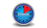 10-minute-clock