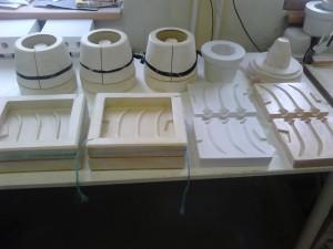 výroba pohárku Nectarium 3